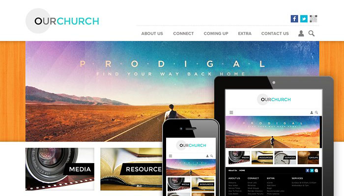 Church Website 1202