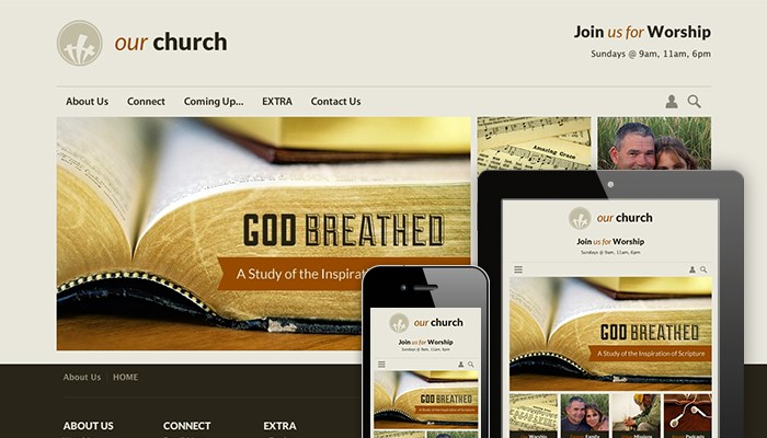 Church Website 1206