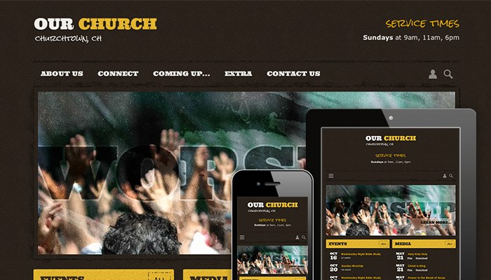 Church Website 1312