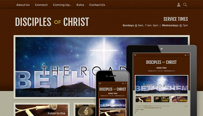 Church Website 1304