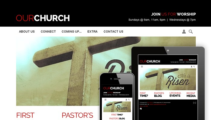 Church Website 1306