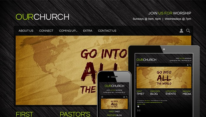 Church Website 1307