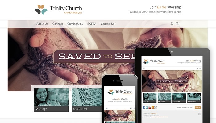 Church Website 1308