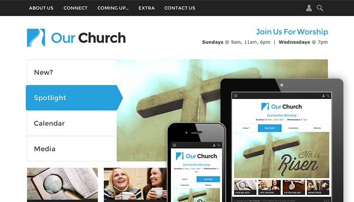Church Website 1310