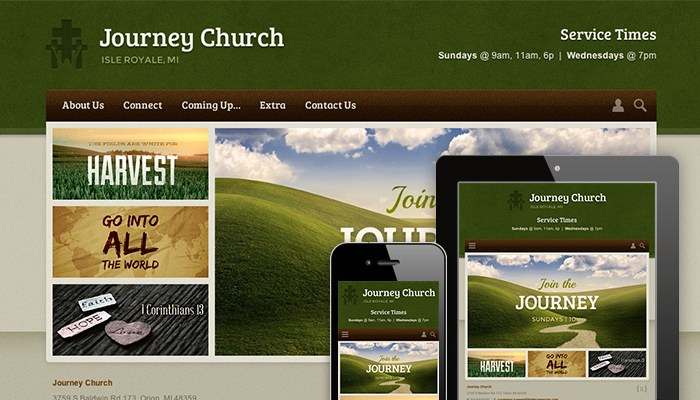 Church Website 1314