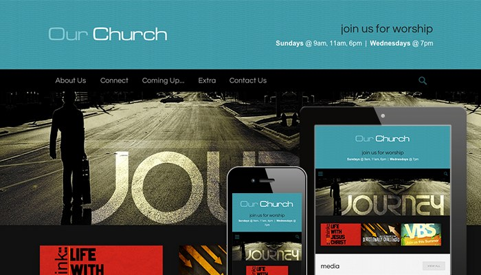 Church Website 1401
