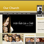 Church Website 203