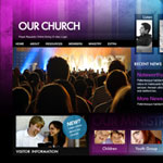 Church Website 303