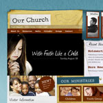 Church Website 403