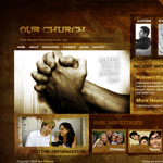 Church Website 503