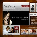 Church Website 603
